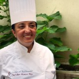 Alya Ben Hamza, chef à domicile Paris