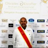 Jonathan Maillot, chef à domicile sur la-seyne-sur-mer