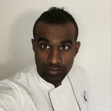 Kevin Samata, chef à domicile sur Paris