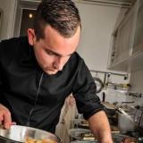 Romain Mathieu, chef à domicile sur Rodez