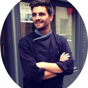David Mondon, chef à domicile sur Bordeaux
