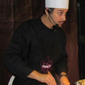 Nawel Chati, chef à domicile sur Les Peintures