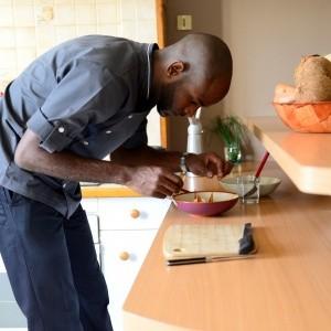 Cédric Martial, chef à domicile Lyon