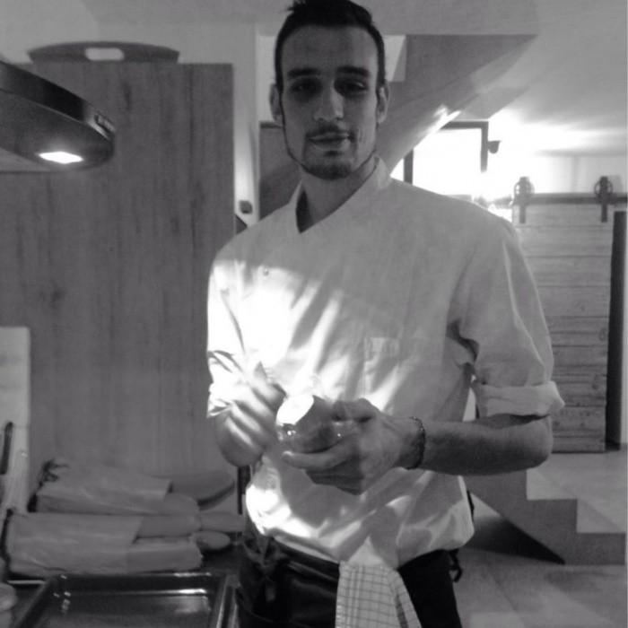 Adrien Maquet, chef à domicile sur Nimes