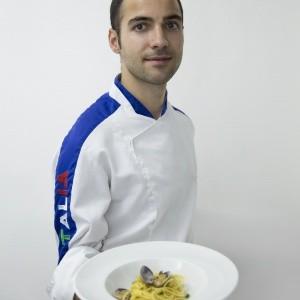 Marco Crupi, chef à domicile à Nantes