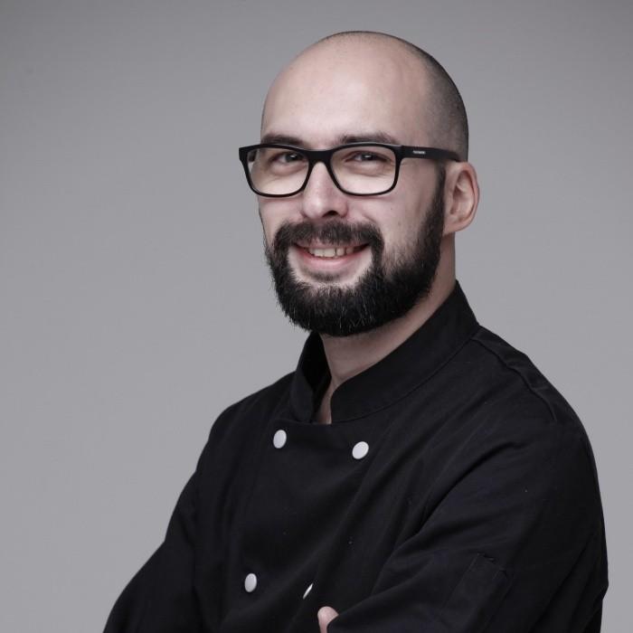 Cédric Pouillez, chef à domicile sur Paris