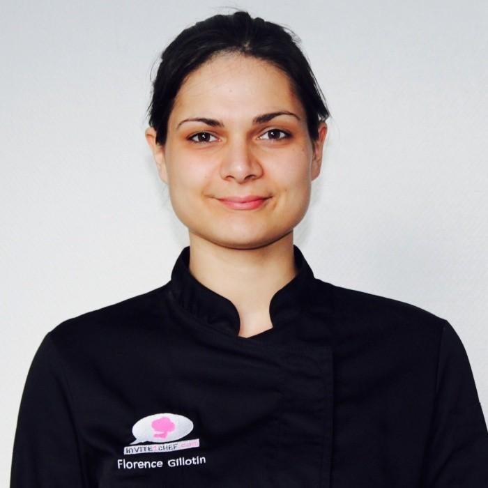 Florence Gillotin, chef à domicile sur Paris