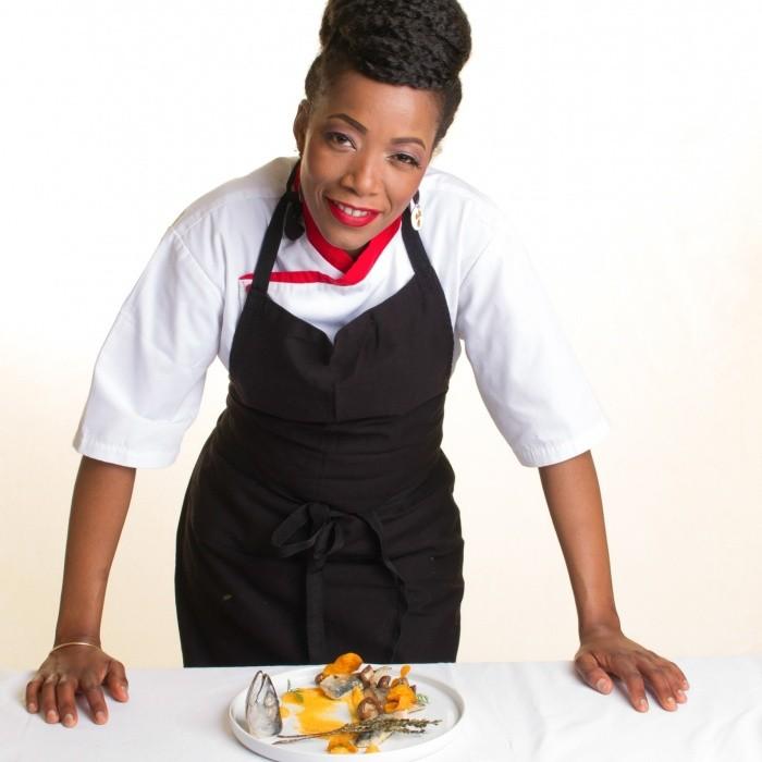 Marta Tembe, chef à domicile sur Paris
