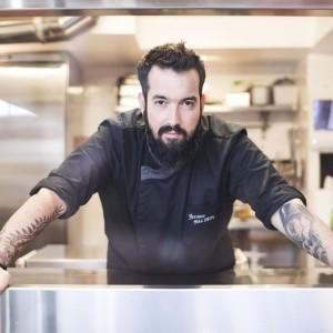 Jérôme Julien, chef à domicile à Saint-Raphaël