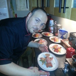 Chef à domicile Toulouse : Johann Nazet