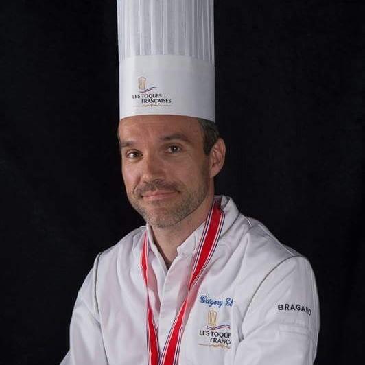 Grégory Thebaut, pâtissier à domicile