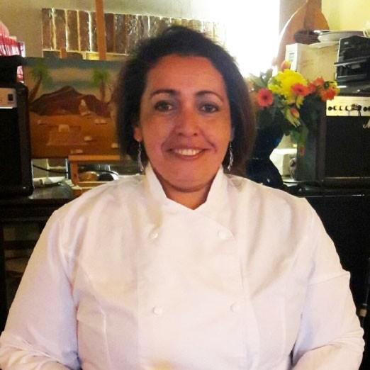 Nadia Fanzar, chef à domicile sur Paris