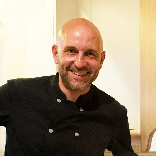 Éric Malapert, chef à domicile sur Créteil et Paris