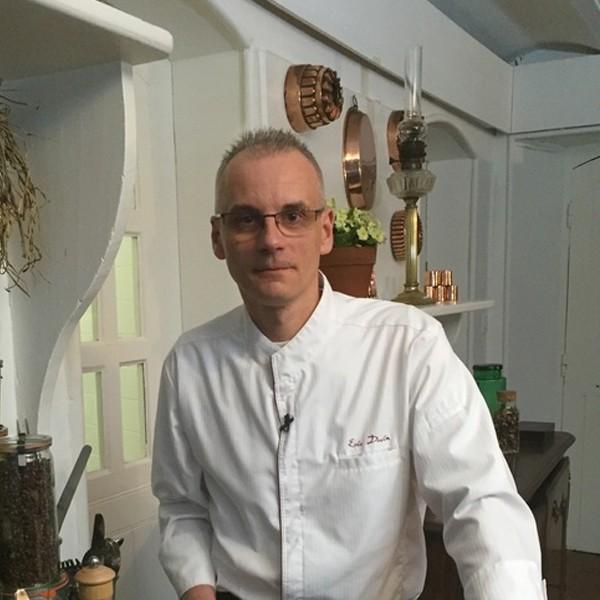 Eric Duvin, chef à domicile, private chef Laval