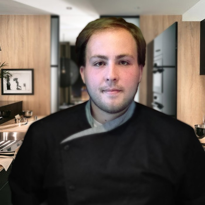 Chef à domicile Lyon - Alexandre Charpenay
