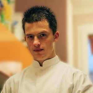 Oscar Biville, chef à domicile sur Paris