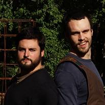 Roland Theimer et Clément Buffiere, chefs à domicile sur Paris