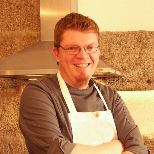 Hervé Mina, chef à domicile sur Pontarlier