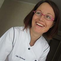 Célie Chimbault, chef à domicile Tours