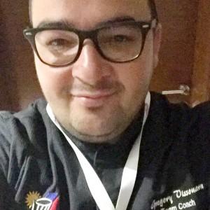 Greg Vissouarn, chef à domicile sur Fréjus