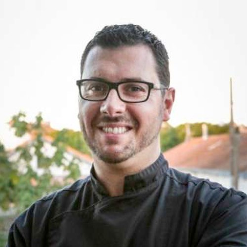 Anthony Martellière, chef à domicile sur L'Île de Ré