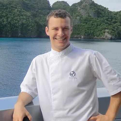 Clément Brasseur, chef à domicile sur Menton