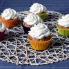 Cupcakes & chantilly mascarpone