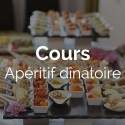 Cours Apéritif dînatoire