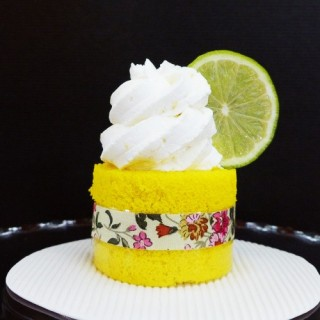Mini Charlotte citron
