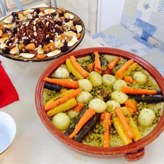 Couscous party