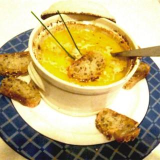 Oeuf cocotte au foie gras