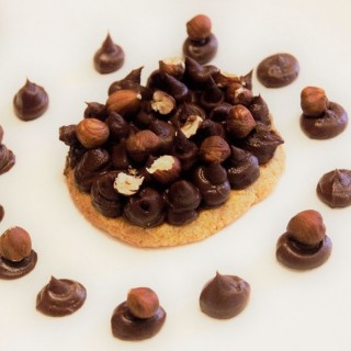 Cookie choco-noisettes