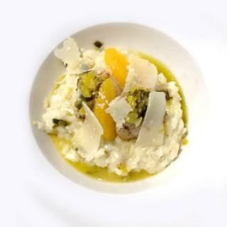 Risotto de Saint-Jacques aux agrumes et sa sauce vierge