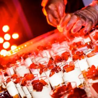Cheesecakes à la fraise