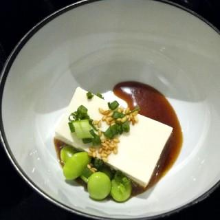 Tofu mariné dans son miso