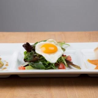 Salade de caille - Ludivine Sacco Photographe