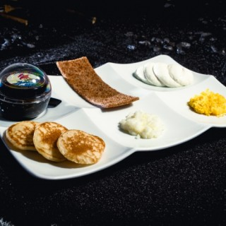 Initiation au caviar