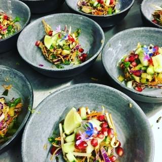 Salade Thaïe végétarienne