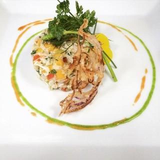Ceviche de poisson du jour