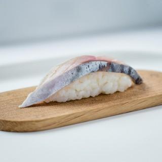Sushi au Maquereau