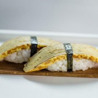 Sushi à l'Omelette