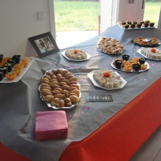 Prestations de buffet