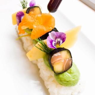 Sushi éclair