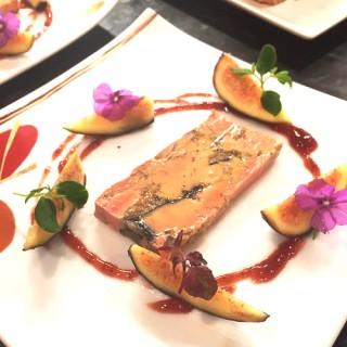 Foie gras printannier