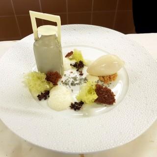 Dessert surprise du chef