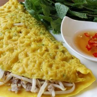 Omelette asiatique