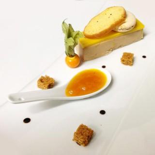 Foie gras et sa compotée