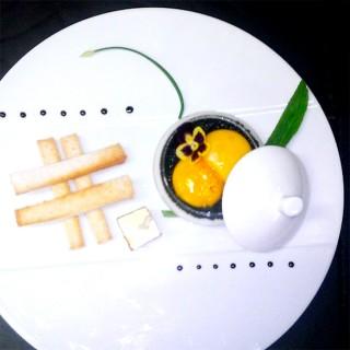 Oeuf cocotte au caviar