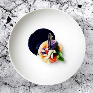 Saumon / Cress / Beurre noir