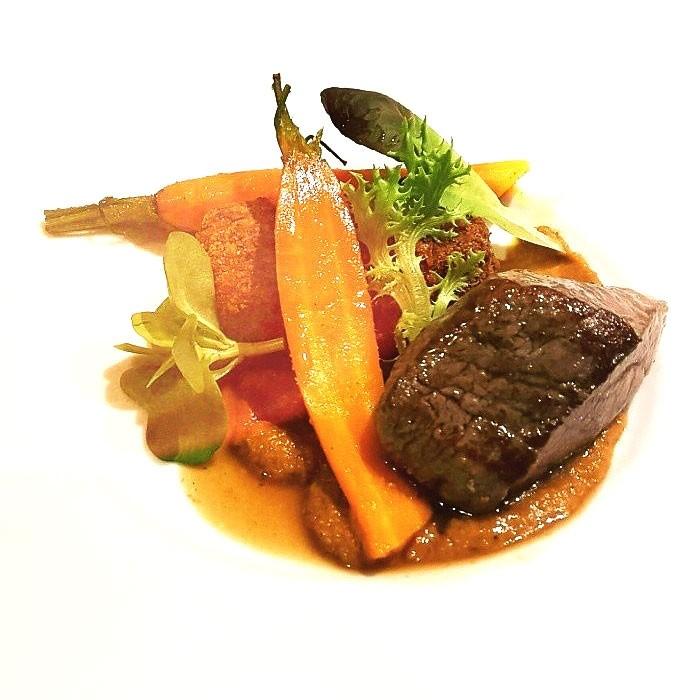 Chef domicile bordeaux r server les menus de romain for Formation cuisine gastronomique